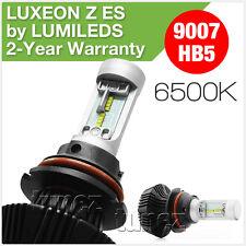 9007 HB5 Lumileds LED Car Headlight Conversion Kit White Light Bulb Lamp 6005K T