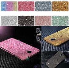 Bling Diamond Glitter Full Body Wrap Decal Sticker Case Skin For Samsung Galaxy