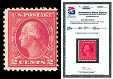 Scott 500 1919 2c Washington Issue Type 1a Mint Fine OG NH with PSE CERTIFICATE!