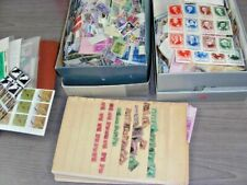 US, 1000s of Stamps in 2 shoeboxes & in others