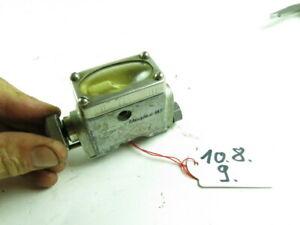 NOS Simplex IIH Ölpumpe Öl Pumpe Motorrad JAP MAG Oldtimer Pilgrim Hajot Motor