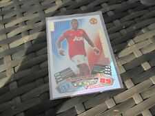 Match Attax Attack Extra 2011/12 11/12 LE5 Nani Limited Edition Card