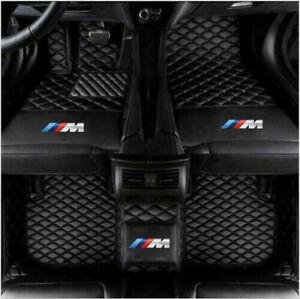 Fit For BMW 5-Series F10 E60 520i 525i 528i 530i 535i Custom Car Floor Mats Mat