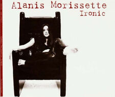 Alanis Morissette - IRONIC - CD 4 Track Single