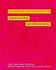 Modelling & Analysis of Security Protocols, Lowe, Gavin, Roscoe, Bill, Ryan, Pet