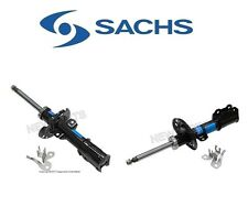 For Saab 9-3 Aero 06-08 Pair Set Of 2 Front Struts Standard Suspension OEM Sachs
