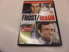 DVD  Frost/Nixon