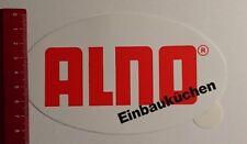 Aufkleber/Sticker: Alno Einbauküchen (07031776)