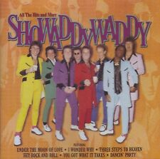 [BRAND NEW] CD: SHOWADDYWADDY: ALL THE HITS AND MORE