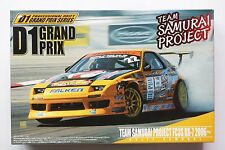 AOSHIMA 1/24 Team Samurai Project FC3S Mazda RX-7 D1 Grand Prix #11 model kit