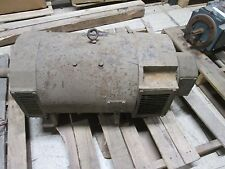 Powertron DC Motor 328AT Frame 50HP 1800RPM 500V/150V Field Shunt Wound Used