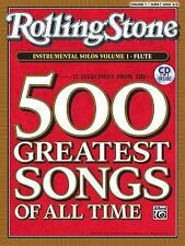 Selections from <i>Rolling Stone</i> Magazine's 500 Greatest Songs of All Time