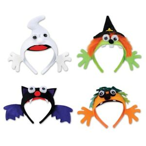 NEW HALLOWEEN HEADBOPPERS CHILD Party Supplies