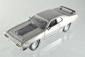 JQ204 Road Signature #94218 1:43 1971 Plymouth GTX A+/-