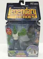 Legendary Heroes SAVAGE DRAGON Action Figure PITT Series BAF - NIB Cleaned