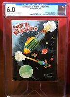 Buck Rogers in the 25th Century CGC 6.0 Kellogg giveaway 1933 White pages!