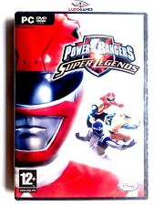 Power Rangers Super Legends PC Nuevo Precintado Retro Videogame New SPA Sealed