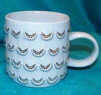 2016 Starbucks Anniversary Collection Mermaid Siren Tail Scales Coffee Tea Mug