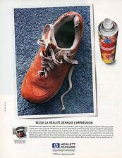 Publicité 1999  Imprimante HP DESKJET avec HP PhotoREt II  - HEWLETT PACKARD