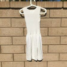 American Apparel mid thigh sleeveless dress knitted top size M