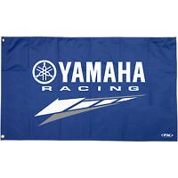FACTORY EFFEX-APPAREL 22-45242 FLAG RV MAT FOR YAMAHA BLUE