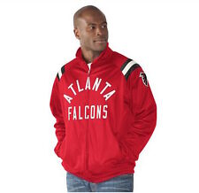Atlanta Falcons Officially Licensed NFL Center Field Track Jacket ~ 2XL
