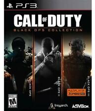 Call of Duty: Black Ops Collection (PlayStation 3)