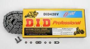 D.I.D DID 428STD X 124 Links Motorcycle Drive Chain yamaha honda 428 x 428X124RB