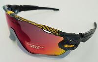 Oakley Jawbreaker Tour De France Sunglasses OO9290-3531 Carbon/Prizm Road NEW