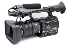 Sony HVR-Z7U High Definition DV Camcorder