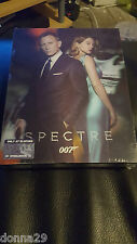 James Bond 007 Spectre Blu-Ray BLUFANS OAB Exclusive Steelbook New&Seal-500 Only