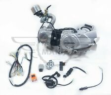 Complete engine assembly Manual 4 speed 125cc Honda CD50 SS50 Chaly pitbike C90