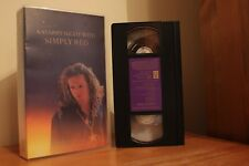Simply Red - A Starry Night With Simply Red (VHS/SH, 2000)