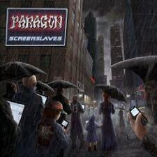 "PARAGON ""SCREENSLAVES"" CD NEW+"