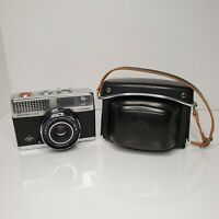 Vintage AGFA OPTIMA 200 35mm Film Camera COLOR-APOTAR 2.8 42mm Lens w/ Case
