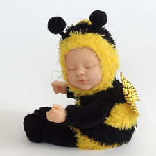 ANNE GEDDES DOLLS Bean Filled Collection NEW in Gift Box BABY BEE Doll