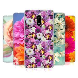 HEAD CASE DESIGNS FLOWERS GEL CASE FOR NOKIA PHONES 1