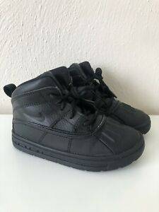Nike Woodside 2 ACG Boots Toddler Waterproof Rubber High Top 524874-001 9C kids