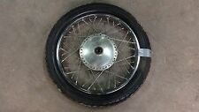 1968 Honda CL350 CB350 CL 350 K0 H1250' front wheel rim 18in #1