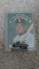 1992 Donruss Diamond Kings #DK-8 Frank Thomas Chicago White Sox Mint to Gem Mint