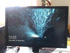 """Dell U2413 AH-IPS Monitor 24"""" Nero e Argento"""
