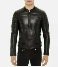 Sandro Leather Biker All Jacket Aero Skin Sain Belst Lewi Boda Studios Koop Acne