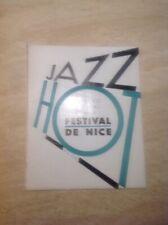 Jazz hot N°20 Revue Du hot Jazz Club De France N° Spécial Festival De Nice 02/48