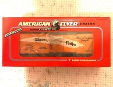 American Flyer S Scale 6-48490 TTOS CONVENTION 1995 BOXCAR NIB