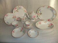 c4 Porcelain Royal Albert - Ophelia (1993) - bone china floral tableware - 2F3B