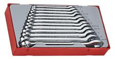 TT1236 - Teng Tools 12 Piece 12 Point Metric Combination Spanner Set