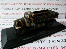 VOITURE 1/43 Militaire ALTAYA : camions troupe CITROËN TYPE 23 Tannay 1940