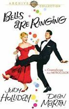 Bells Are Ringing (1960) DVD Judy Holliday Dean Martin Fred Clark Eddie