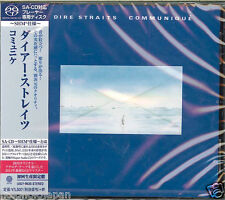 SHM SACD DIRE STRAITS Communique Limited Edition Japan ver. Mark knopfler