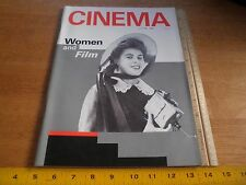 George Cukor tribute 1976 CINEMA magazine Ingrid Bergman Katherine Hepburn NM
